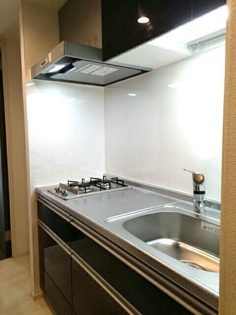 ロアシス 01020号室のキッチン