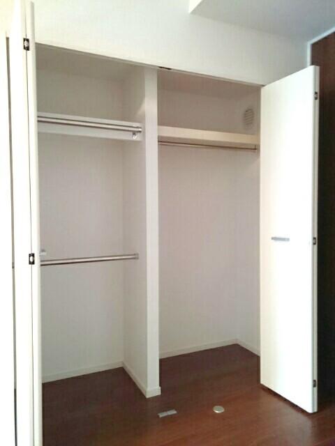 ロアシス 01020号室の収納