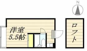 サンライフ志村 0202号室の間取り