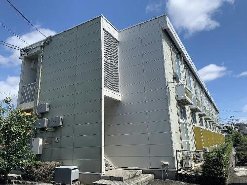 レオパレスグリーンゲート外観写真