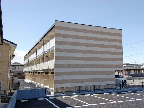 レオパレス太田八幡の外観