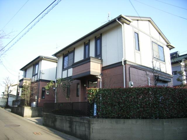 長沢1丁目賃貸住宅A外観写真