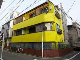 エクセル東長崎の外観