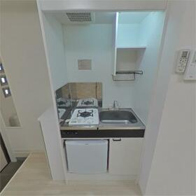 プログレスコート 101号室の洗面所