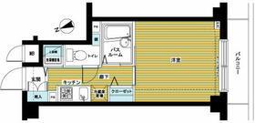 トーシンフェニックス富士見ヶ丘・303号室の間取り
