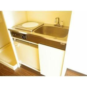 アデーラ 0202号室のキッチン