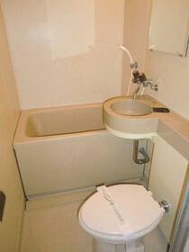 キャッスルマンション戸越公園 301号室の風呂