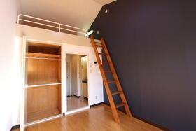 ジュネパレス松戸第29 302号室のベッドルーム