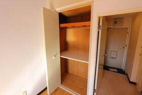 ジュネパレス松戸第29 302号室の収納