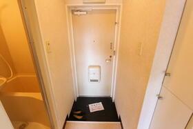 ジュネパレス松戸第29 302号室の玄関