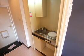 ジュネパレス松戸第29 302号室のキッチン