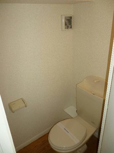 レオパレススターハイム 101号室のトイレ
