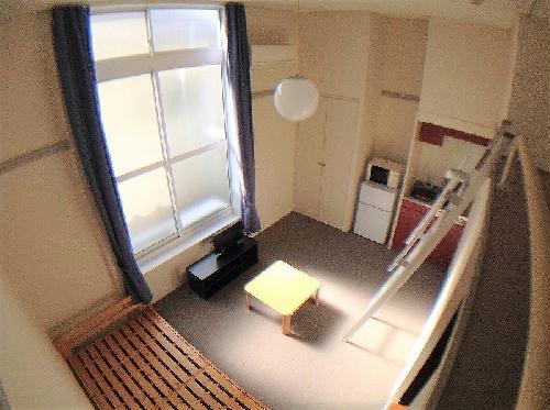 レオパレスジュネス 203号室のトイレ