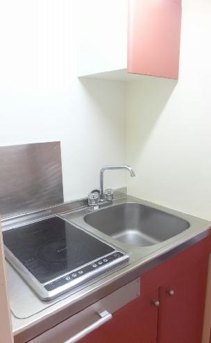 レオパレスサンライズアオキ 101号室の風呂