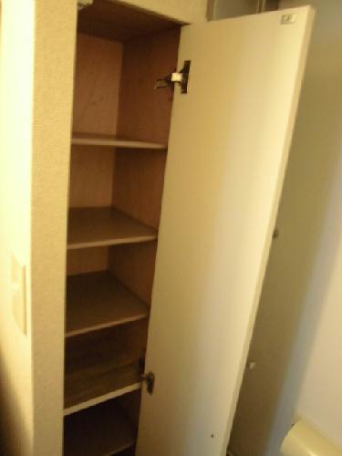 レオパレスソレーユ 206号室の収納
