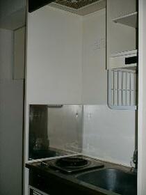 リーベ田浦 202号室のキッチン