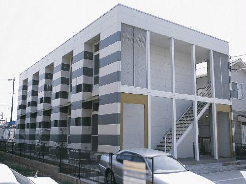 レオパレス梅田 104号室の外観