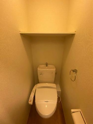 レオパレスラルジュ 104号室のトイレ