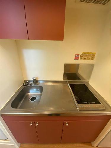 レオパレスラルジュ 104号室のキッチン