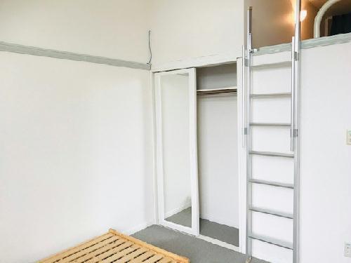 レオパレスアコール 202号室の収納