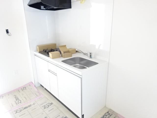 カーサ・クラルス 103号室のキッチン