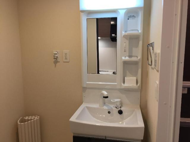 カーサ・クラルス 103号室の洗面所