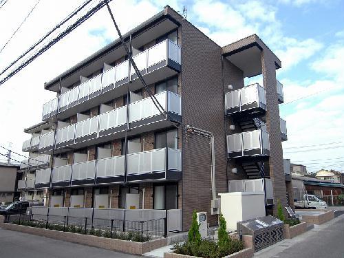 レオパレス栄町 108号室の外観