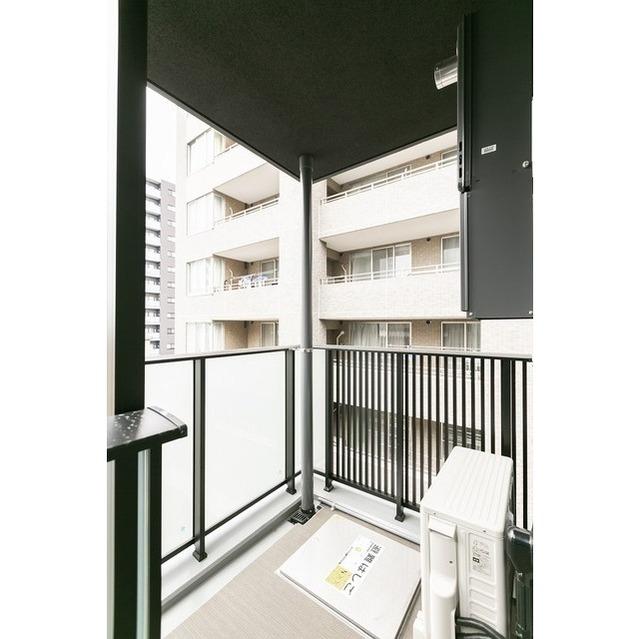 コンフォリア志村坂上 211号室のキッチン
