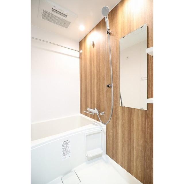 コンフォリア志村坂上 303号室の風呂