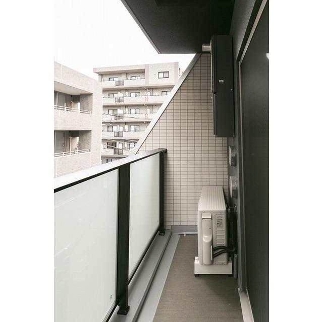 コンフォリア志村坂上 309号室のトイレ