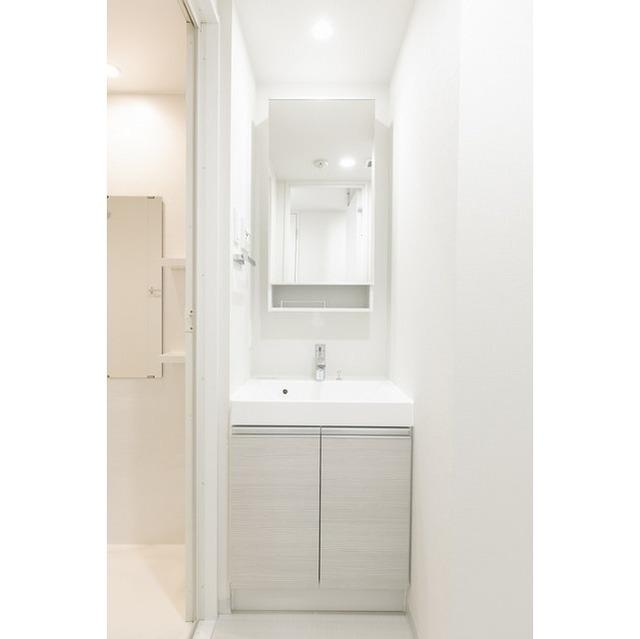 コンフォリア志村坂上 312号室の洗面所
