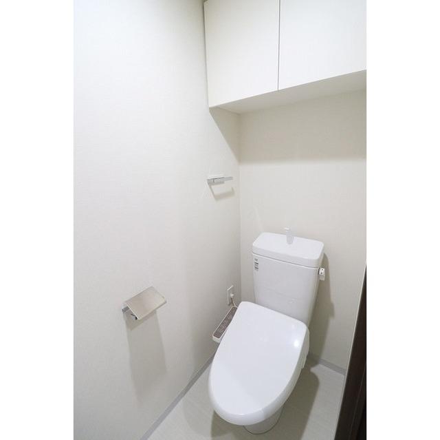 コンフォリア志村坂上 509号室のトイレ