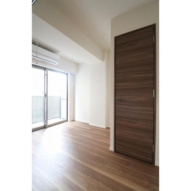 コンフォリア志村坂上 509号室の収納