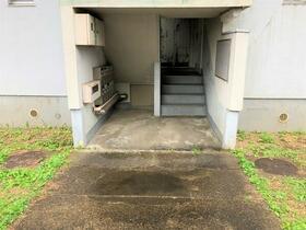 ビレッジハウス石岡1号棟 0103号室のエントランス