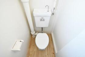 ビレッジハウス石岡1号棟 0103号室のトイレ