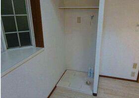 ラポーム西生田 103号室のキッチン