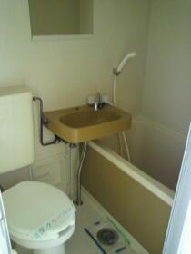 セブンハイツ 103号室の風呂