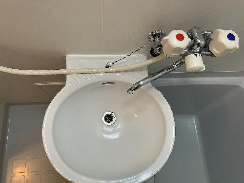 レオパレスアサヒ アズール 302号室の洗面所