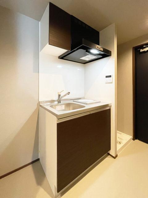 the KOISHIKAWA 402号室のキッチン
