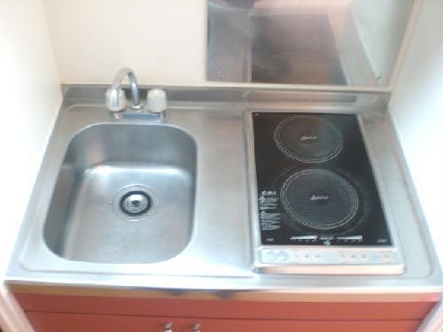 レオパレスノワール 106号室のキッチン