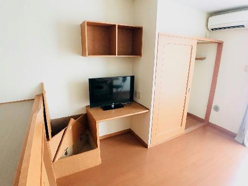 レオパレスフローラルコート S 109号室のキッチン