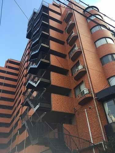 ライオンズマンション新大阪第5の外観