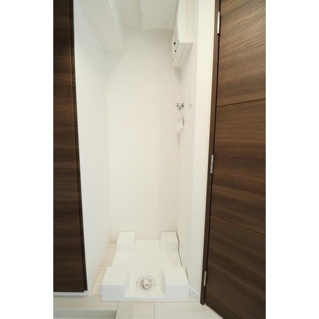 グランカーサ大森海岸 0602号室の洗面所