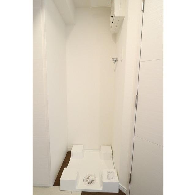 グランカーサ大森海岸 0702号室の洗面所
