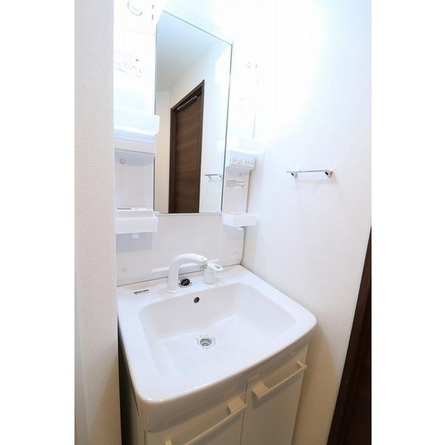 グランカーサ大森海岸 1203号室の風呂