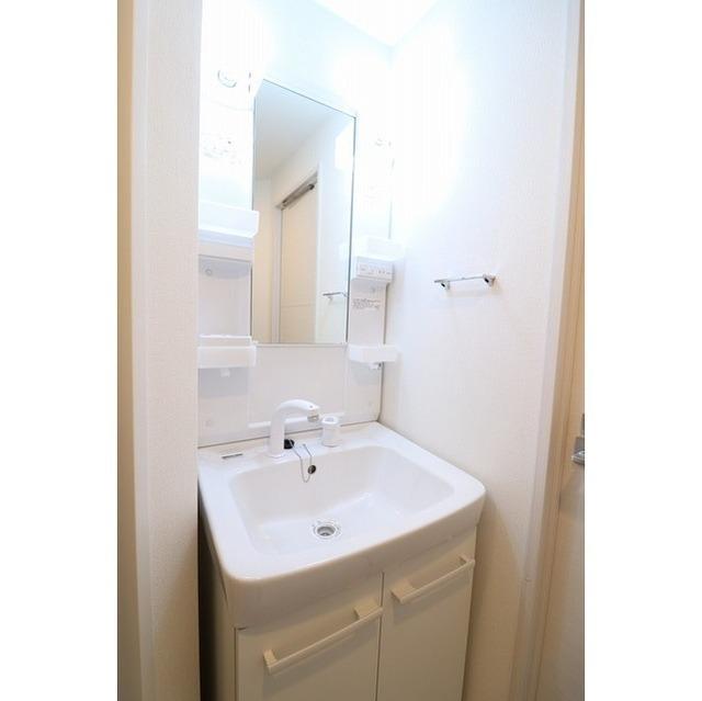 グランカーサ大森海岸 1402号室の風呂