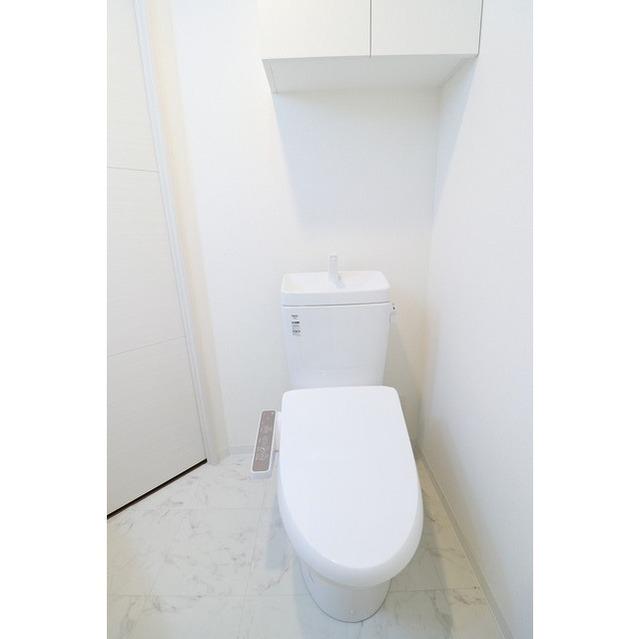 グランカーサ大森海岸 1402号室の洗面所