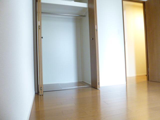 カサートM 101号室の収納