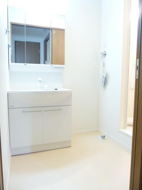 カサートM 101号室の洗面所