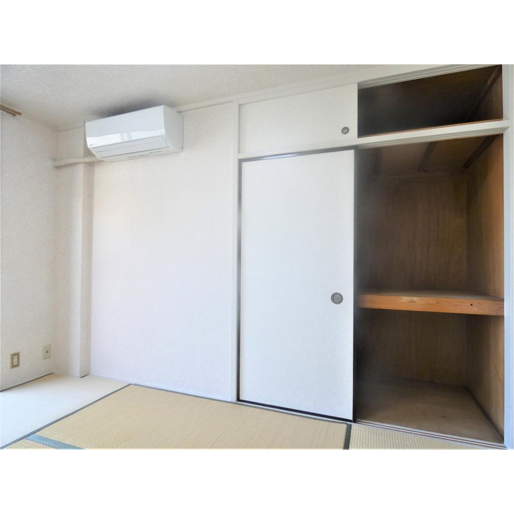 石田コーポレイト 202号室の収納